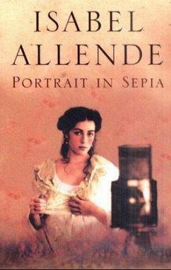 Portrait in Sepia. Porträt in Sepia, engl. Ausgabe