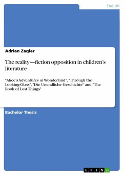 The reality-fiction opposition in children's literature