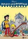 Hexerei und Zaubersprüche / Johann & Pfiffikus Bd.2