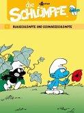 Blauschlümpfe und Schwarzschlümpfe / Die Schlümpfe Bd.1