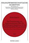 Die Finanzierung von Agglomerationen über die Finanzausgleichssysteme in der Bundesrepublik Deutschland