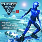 Future Trance, 2 Audio-CDs. Vol.55