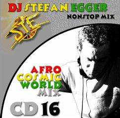 Afroworld Cd 16 - Dj Stefan Egger