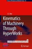 Kinematics of Machinery Through HyperWorks