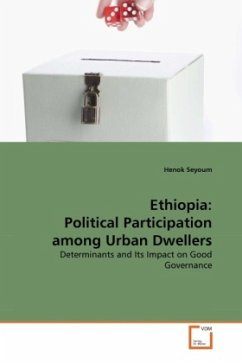 Ethiopia: Political Participation among Urban Dwellers