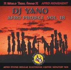Afro Project Vol.18 - Dj Yano