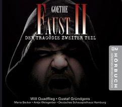 Faust II, 2 Audio-CDs