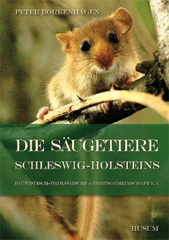 Die Säugetiere Schleswig-Holsteins - Borkenhagen, Peter