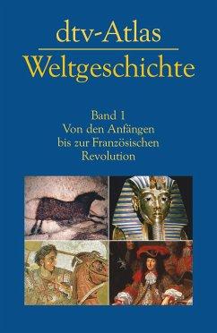 dtv-Atlas Weltgeschichte 1 - Hilgemann, Werner; Kinder, Hermann