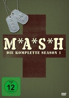M*A*S*H - Die komplette Season 01 (3 Discs)