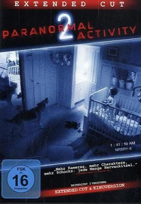 Paranormal Activity 2 (Extended Cut) - Ephraim,Molly/Featherston,Katie/Sloat,Micah