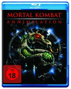 Mortal Kombat 2 - Annihilation - Robin Shou,Talisa Sato,Brian Thompson