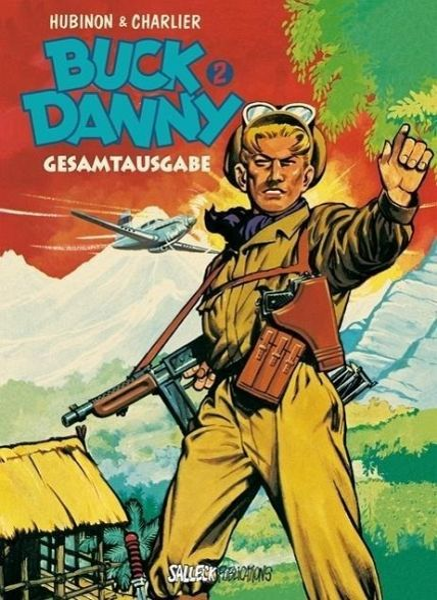 Buck Danny 02 - Hubinon, Victor; Charlier, Michel