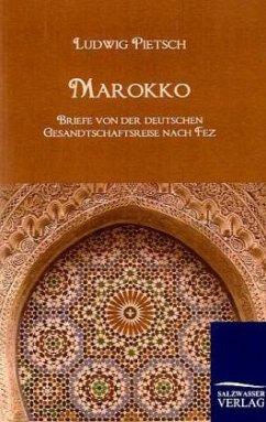Marokko - Pietsch, Ludwig