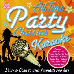 All Time Party Classics Karaoke (Cd) - Karaoke