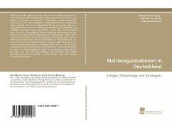 Matrixorganisationen in Deutschland