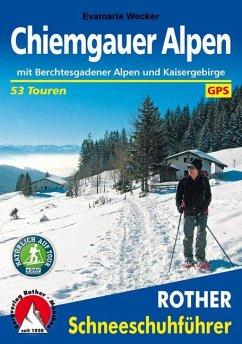 Chiemgauer Alpen - Wecker, Evamaria