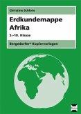 Erdkundemappe Afrika