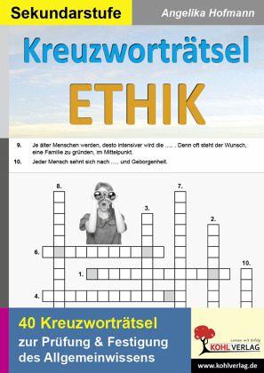 Kreuzworträtsel Ethik - Hofmann, Angelika