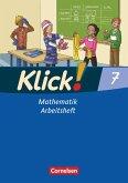 Klick! Mathematik 7. Schuljahr. Arbeitsheft. Östliche und westliche Bundesländer
