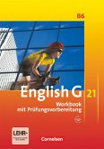 English G 21. Ausgabe B 6. Workbook mit Audios online