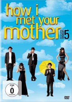 How I Met Your Mother - Season 5 (3 Discs)