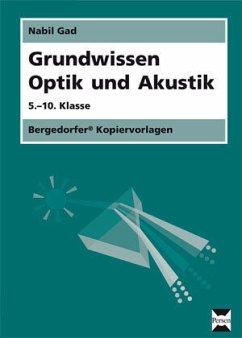 Grundwissen Optik und Akustik