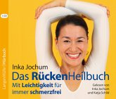 Das RückenHeilbuch, 1 Audio-CD