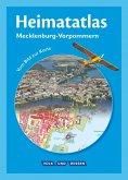 Heimatatlas für die Grundschule Mecklenburg-Vorpommern. Atlas