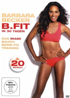 Barbara Becker - B. fit in 30 Tagen - Becker,Barbara/Krodel,Tanja