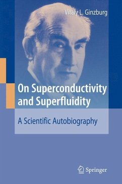 On Superconductivity and Superfluidity - Ginzburg, Vitaly L.