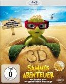 Sammys Abenteuer - Die Suche nach der geheimen Passage (Blu-ray 3D)