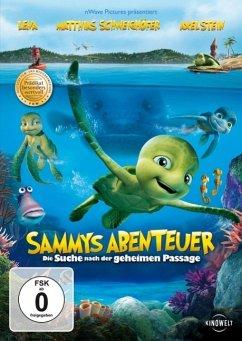 Sammys Abenteuer - Die Suche nach der geheimen Passage - Schweighöfer,Matthias/Meyer-Landrut,Lena