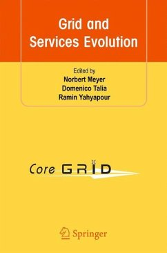Grid and Services Evolution