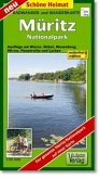 Doktor Barthel Karte Müritz-Nationalpark