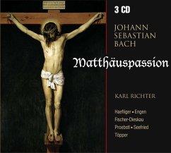 Bach: Matthäuspassion,Bwv 244 (Ga) - Diverse