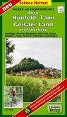 Doktor Barthel Karte Rhön, Hünfeld, Tann, Geisaer Land und Umgebung