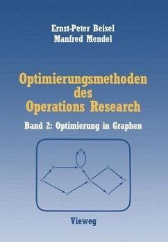 Optimierungsmethoden des Operations Research - Beisel, Ernst-Peter; Mendel, Manfred