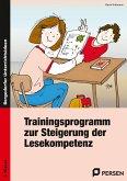 Trainingsprogramm zur Steigerung der Lesekompetenz. 3. Klasse