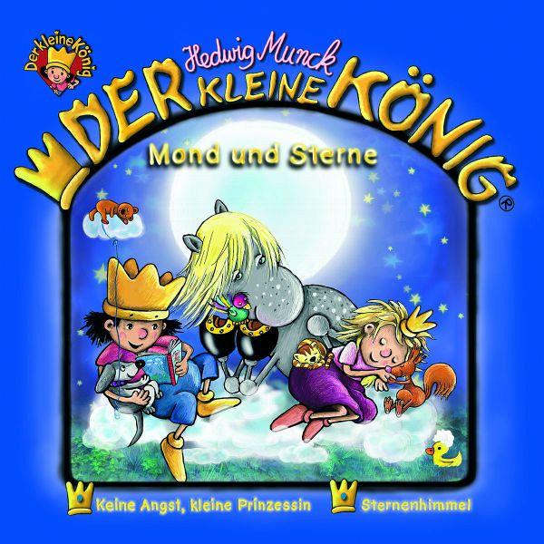 der kleine könig teil 25  mond und sterne  hörbücher