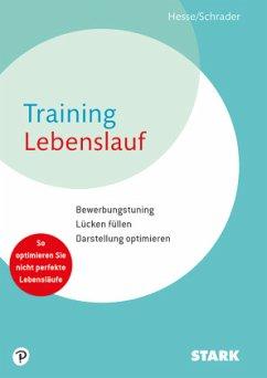 Training Lebenslauf - Hesse, Jürgen; Schrader, Hans-Christian
