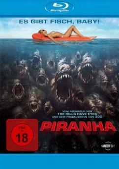 Piranha - Dreyfuss,Richard/Roth,Eli