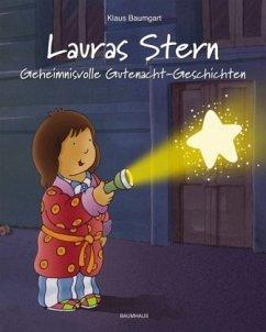 Geheimnisvolle Gutenacht-Geschichten / Lauras Stern Gutenacht-Geschichten Bd.7 - Baumgart, Klaus