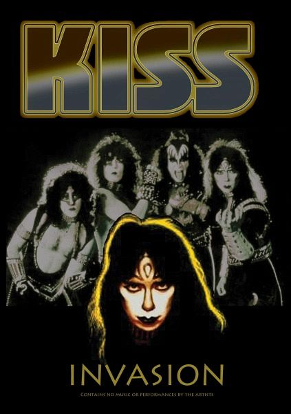 Kiss - Invasion - Kiss