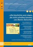 »Die Geschichte vom Löwen, der nicht schreiben konnte« von Martin Baltscheit