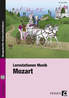 Lernstationen Musik: Mozart