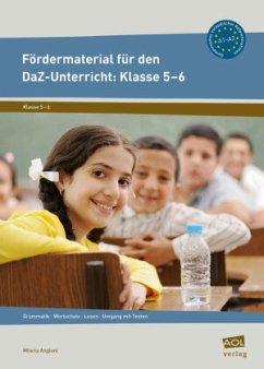 Fördermaterial für den DaZ-Unterricht: Klasse 5-6