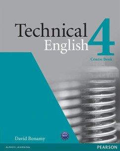 Technical English (Upper Intermediate) Coursebook - Bonamy, David
