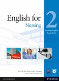 English for Nursing, Coursebook w. CD-ROM