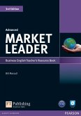Market Leader Advanced Teacher's Resource Book (with Test Master CD-ROM)